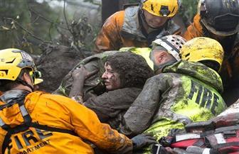 مقتل ثلاثة أشخاص وفقدان 5 في انهيار طيني بإندونيسيا
