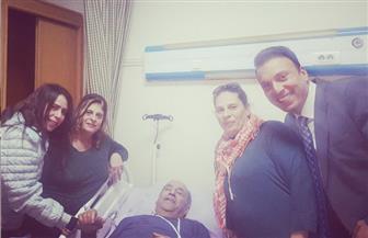 الموسيقار الكبير د.جمال سلامة يتماثل للشفاء بعد إجراء جراحة بالقلب | صور