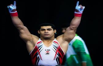 محمد إيهاب يتسلم ميدالية أولمبياد ريو عقب استبدالها