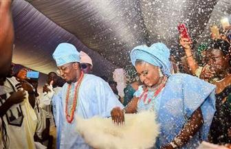 أجايي يدخل القفص الذهبي في نيجيريا قبل لقاء السوبر غدا بالإمارات | صور
