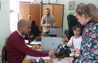 إقبال كبير على تحرير توكيلات ترشيح الرئيس السيسي بجنوب سيناء | صور