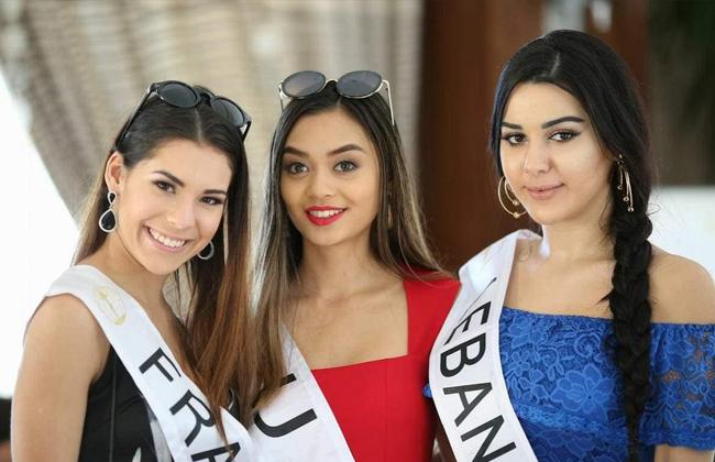 الغردقة تستضيف المشاركات في مسابقة ملكة جمال القارات  صور -