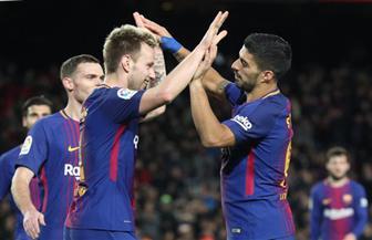 برشلونة يفترس سيلتا فيجو بخماسية ويكمل عقد المتأهلين لدور الثمانية بكأس ملك إسبانيا