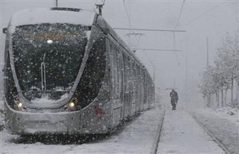 هذا ما فعلته الثلوج في 600 راكب على متن قطار في اليابان
