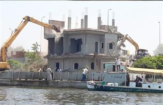 تطهير نهر النيل من 33 ألفًا و425 حالة تعدٍ