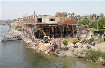 إزالة--حالة-تعد-على-نهر-النيل-وأملاك-الري-
