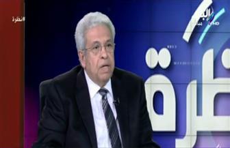 عبدالمنعم سعيد: عبد الناصر ترك بصمة كبيرة.. ولايزال حيًا بفكره وما قدمه | فيديو