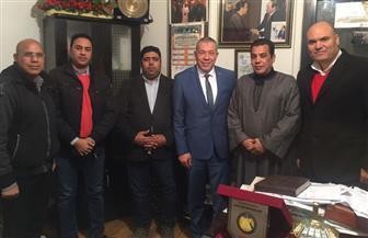بروتوكول تعاون بين نقابة الفلاحين والمصريين بالخارج