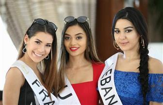 الغردقة تستضيف المشاركات في مسابقة ملكة جمال القارات| صور
