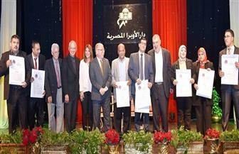 احتفالية توزيع جوائز إحسان عبد القدوس بحضور وزير الثقافة | صور