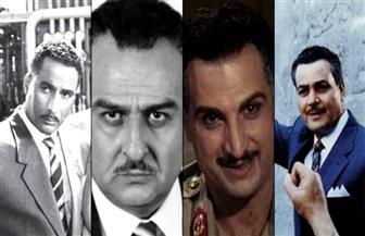 """""""النمر الأسود"""" لا يقبل المقارنة.. فنانون ارتدوا ثوب عبدالناصر في الدراما والسينما المصرية"""