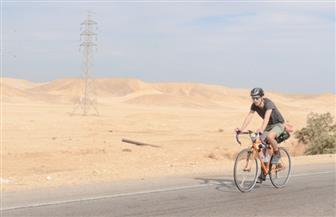 فيروس كورونا يعرقل جولة كوري جنوبي حول العالم على دراجة هوائية