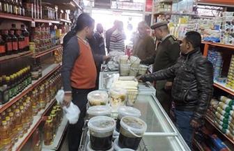 تحرير 447 مخالفة تموينية وضبط 29 ألف لتر سولار في أسيوط خلال أسبوع