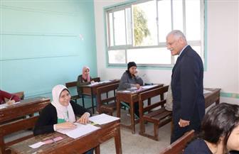 2283 طالبا يؤدون امتحان الشهادة الإعدادية في جنوب سيناء | صور