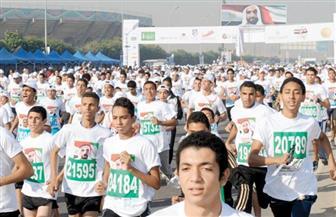 أكثر من 3500 مشارك و500 طلب للتطوع في تنظيم ماراثون زايد بالأقصر