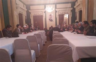 بدء توافد أعضاء الوفد لإعلان مرشح الحزب لانتخابات 2018