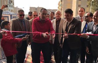 وزير الإسكان يفتتح المركز التكنولوجى لخدمة المواطنين بمدينة الشروق وشارع الشباب