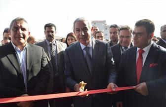 وزير التجارة يفتتح مصنعا لإنتاج حديد التسليح باستثمارات 500 مليون جنيه