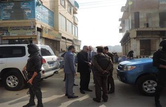 مدير أمن الفيوم يوجه بتسهيل وصول استغاثات المواطنين لإدارة الحماية المدنية   صور