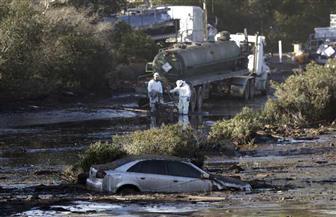 ارتفاع عدد قتلى الانهيارات الطينية في كاليفورنيا إلى 19