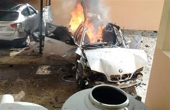 """تفاصيل تفجير صيدا.. استهدف قيادي حماس """"أبي حمزة"""" في سيارة """"بي إم دبليو"""" فضية"""
