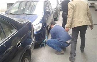 تحرير 2865 مخالفة كلبش وسحب 326 رخصة في حملات مرورية بالقاهرة