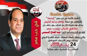 """محمد الجيلاني: حملة """"مع السيسي للحصاد 2018"""" تنضم إلى """"مواطن لدعم الرئيس"""""""