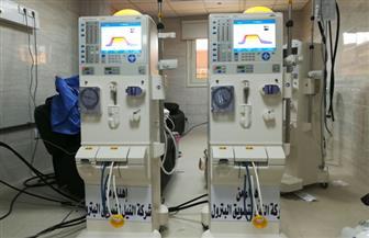 إحلال وتجديد 59 ماكينة غسيل كلوي بمستشفيات قنا
