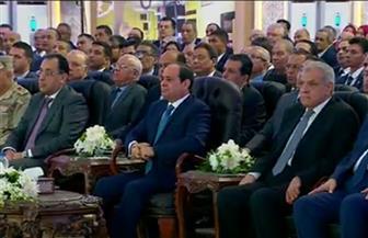 الرئيس السيسي يفتتح مستشفى بنها للتأمين الصحي و15 مايو