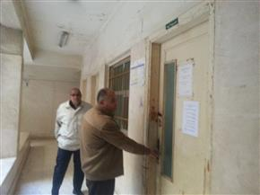 إحالة 20 طبيبا وموظفا بسمنود إلى النيابة الإدارية | صور
