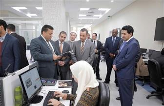رئيس مجلس الأمة الكويتي يشيد بدور مرصد الأزهر في مواجهة الفكر المتطرف | صور
