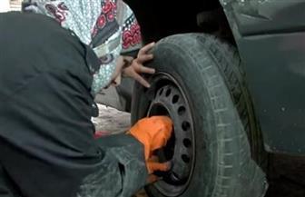 أردنية تعمل في إصلاح السيارات: لا يوجد عمل خاص للرجال وآخر للنساء