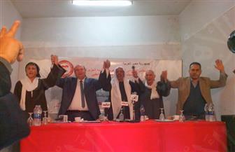 الشيخ راشد العقبي: ندعم جهود الرئيس السيسي لتحقيق التنمية في سيناء