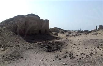 عيد الأثريين يحمل أوراقا عمرها 108 سنوات بمقابر المنيا وسقارة   صور