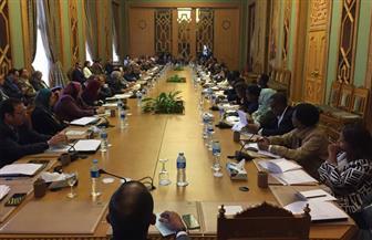 بدء الاجتماعات التمهيدية للجنة المصرية الإثيوبية المشتركة على مستوي كبار المسئولين|صور