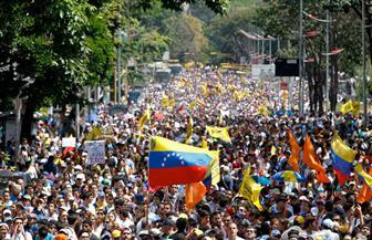 دراسة: فنزويلا شهدت 27 مظاهرة يوميًا في 2017