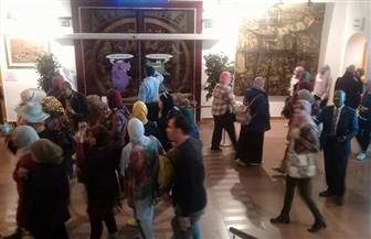 """متحف النيل بأسوان يستقبل 220 فتاة ضمن مبادرة """"اعرف بلدك""""   صور"""
