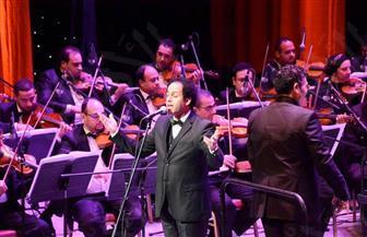 """بدء احتفالية مئوية عبدالناصر بالأوبرا بنشيد """"اسلمي يا مصر"""""""