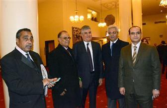 انتهاء الفاصل الأول من احتفالية عبد الناصر بالأوبرا وسط احتفاء جماهيري