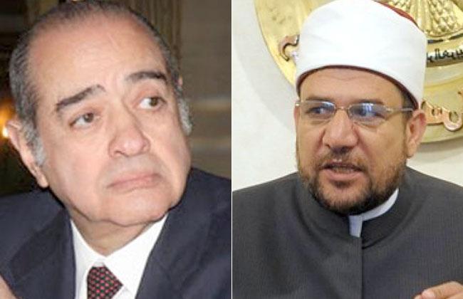 أول تعليق لوزير الأوقاف ردا على تصريحات  فريد الديب  الذي اتهمه بالفساد -