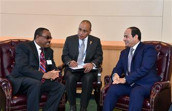 مشاورات (مصرية - أثيوبية) على مستوى وزراء الخارجية للتحضير لأعمال اللجنة العليا المشتركة