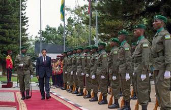 رواندا تعتمد أحمد الأنصاري سفيرا جديدًا لمصر   صور