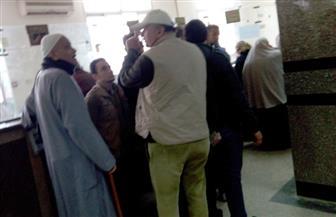 استمرار توافد المواطنين بالمنوفية لعمل توكيلات لمرشحي الرئاسة