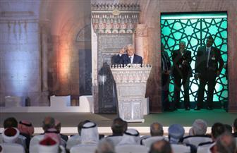 الرئيس الفلسطيني يستشهد بأبو خضير وعهد التميمي في الدفاع عن القدس