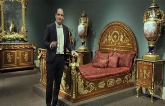 بلاغ للنائب العام للتحقيق في عرض غرفة نوم الملك فاروق المختفية للبيع