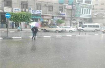 أمطار غزيرة وصقيع مصاحب بتيارات هوائية تضرب القاهرة والجيزة