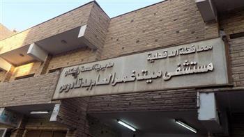 إصابة 21 عامل إثر انقلاب سيارة بميت غمر