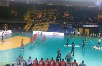 """يد الفراعنة تفوز على المغرب """"33-28"""" في افتتاح مباريات كأس الأمم الإفريقية"""