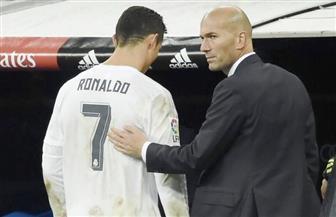 زيدان: لا أتصور ريال مدريد بدون كريستيانو رونالدو