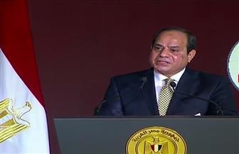 الرئيس السيسي: أقسم بالله العظيم لم أكن متطلعا لأي سلطة.. والإنجازات تحققت بدعم المصريين